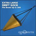 "53"" Drift Sock Sea Anchor Drogue, Sea Brake Fits Boats Up To 30' -X Large Size"