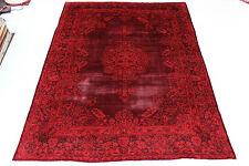 en exclusivité Vintage élégant rose Used Look PERSAN TAPIS d'Orient 3,62 X 2,70