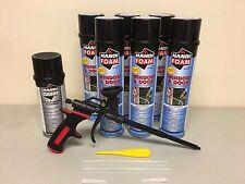 Handi Foam 6 Window Amp Door 24oz 1 Gun Cleaner 12oz Pro Gun Great Stuff