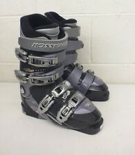 Rossignol Impact Xt Carving Performance Ski Boots Mdp 23.5 Women's 6.5 Great