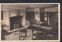 Worcestershire Postcard - Cromwell Room, Lygon Arms, Broadway    RT54