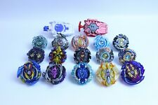 TAKARA TOMY Beyblade Burst lot of 15 bey & 2 Launchers set 2 JPN