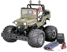 Tamiya 1/10 Expert Built Series No.43 XB Wild Willy 2 Painted 57743 Japan Import