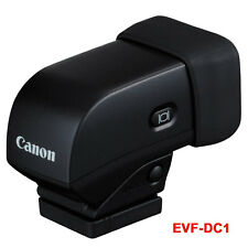 Canon EVF-DC1 Electronic Viewfinder for PowerShot G1 X Mark II, G3 X, EOS M3 M6