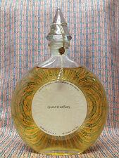 Vintage FIRST 1960s !! Chant d Aromes HUGE 6 oz 180 ml Cologne Crystal Guerlain