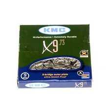 KMC Fahrrad  Kette X9.73 9-fach - 116 Glieder - Inkl. Missing Link - Neu