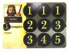Pirates Pocketmodel FIRE & STEEL 125 Oarsman