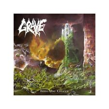GRAVE - Into The Grave - CD DEATH METAL