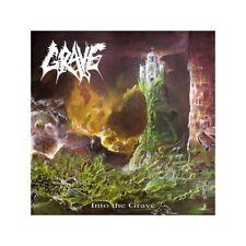 Grave-Into The Grave-CD Death Métal