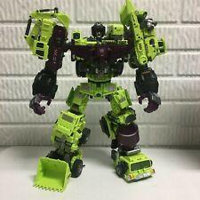 Gravity Builder - Transformers Devastator 6 In 1 Action Figure Generation Toy