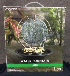 Ashland Water Fountain-Garden Indoor Tabletop- Electric~NEW!