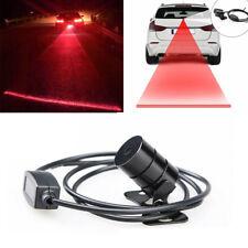 Car Rear Laser Fog Light Led Anti-Collision Taillight Brake Warning Bulb Lamp