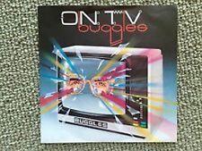 "041  7"" Single 45RPM  BUGGLES -  On T.V."