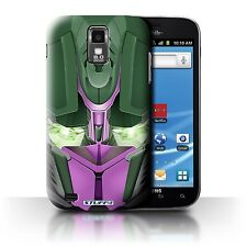 STUFF4 Back Case/Cover/Skin for Samsung Galaxy S2 Hercules/T989/Robots