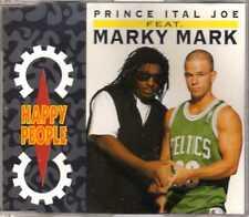 Prince Ital Joe Feat. Marky Mark - Happy People - CDM - 1993- Dance 3TR Wahlberg