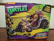 Teenage Mutant Ninja Turtles Nickelodeon Michelangelo Patrol Buggy NEW TMNT