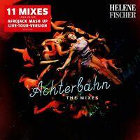 HELENE FISCHER - ACHTERBAHN-THE MIXES  (2017) CD SINGLE NEU