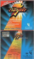 LUCA DIRISIO DVD video LA RICETTA DEL CAMPIONE  1 traccia  2006 PROMO