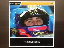 Renault F1 Team Postcard