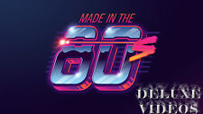 "80s Music Videos ""Made In The 80's"" Collection (10 DVD's) 267 Music Videos"