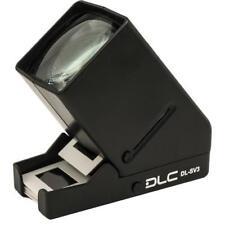 DL-SV3 35mm Slide Negative Strip Desktop Viewer with Lifetime LED Light Source