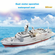 AquaDRONE-2.4GHz Remote Control Ship Aircraft RC Boat Warship