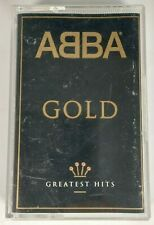 ABBA Gold Greatest Hits - Audio Cassette Tape - 1992 - Tested & Working