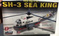 Lindberg SH-3 Sea King 1/72 FS 'Sullys Hobbies'
