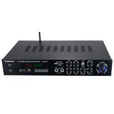 1120W 110V 5Ch bluetooth Home Stereo Power Amplifier Receiver Amp Hi-Fi FM SD