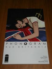 Phonogram: Vol 1 Rue Britannia by Kieron Gillen (Paperback 2007)< 9781582406947