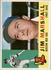 1960 Topps 267 Jim Marshall EX #D310591