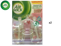 Air Wick Diffuser + Electrical Plug in Air Freshener Refill Oil Scent - Choose