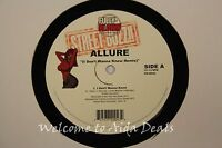 Allure, I Don't wanna know/ Loving Him (VG) LP 12""