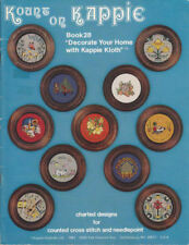 Craft Books: #1879 Decorate Your Home w/ Kappie Kloth