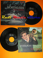 LP 45 7'' NINI ROSSO Nostalgia Starlight 1965 italy SPRINT SPA 5551 (*)cd mc dvd