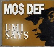 (CF47) Mos Def, Umi Says - 2000 CD