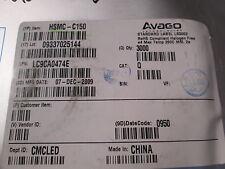 SMD-LED 1206 Rot 604nm, 20mA, 90mcd,1,9V, SMT, AVAGO, HSMC-C150, 200 St= 9,98 €