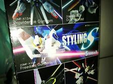 Mobile Suit Gundam STYLING ZGMF-X10A FREEDOM GUNDAM BANDAI 2006 Toy Original