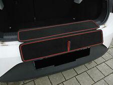 $$$ Kofferraummatte für Seat Leon 5F ST + Ladekantenschutz Laderaummatte + NEU