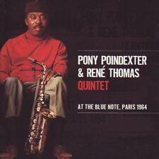 Pony Poindexter - At the Blue Note Paris 1964 [New CD] Spain - Import