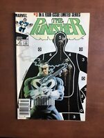 The Punisher #3 (1986) 9.2 NM Marvel Key Issue Copper Age Comic Book Newsstand