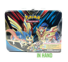 Pokemon TCG 2020 Spring Collector's Chest LUNCH BOX Tin NEW Sealed