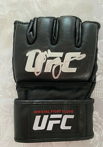 "Jon ""Bones"" Jones Signed UFC Autographed Fight Glove Fanatics Hologram"