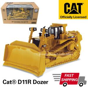 CAT CATERPILLAR D11R TRACK TYPE TRACTOR DOZER 1/50 DIECAST MASTERS 85025 C