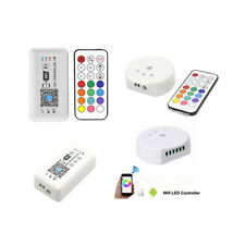 LED Wifi Remote App Controller RGB / RGBW 5050 3528 LED Strip Light Alexa Google