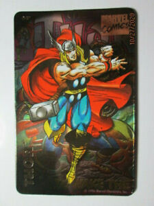 1996 MARVEL COMICS SUPER HEROES MAGNET - THOR