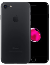 IPHONE 7 32GB GRADO A+++ COME NUOVO NERO BLACK RICONDIZIONATO ORIGINALE APPLE