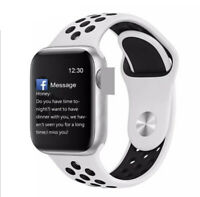 Reloj inteligente con pantalla táctil completa de 1,4 pulgadas-Appel,Android IOS