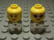 Lego Figur Zubehör Kopf Frau                                              (60 #)