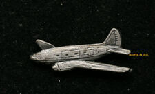 FOUR C-46 COMMANDO LAPEL HAT PIN UP US AIR FORCE ARMY AIR CORPS PILOT CREW GIFT